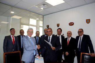 "Permalink to ""Orange Marine and Fiber Misr Group signed a Memorandum of Understanding"""
