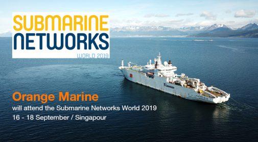 "Permalink to ""Orange Marine at Submarine Networks World 2019"""