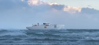 """Permalink to """"Orange Marine dévoile le nom de son futur navire câblier : le N/C Sophie Germain, et de la marraine officielle»"""